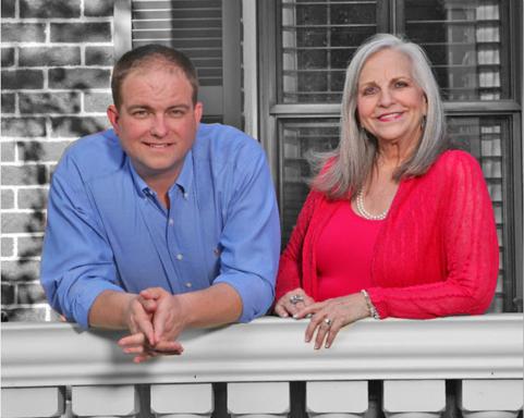 Matt Daniel and Dianne Christian